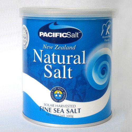 【養生小舖】紐西蘭日曬天然海鹽(fine)300g