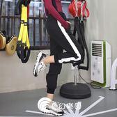 運動褲-高腰夜跑步運動褲女褲子寬松小腳瑜伽長褲速干束腳訓練健身褲-奇幻樂園