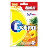 益齒達木糖醇無糖口香糖 - 熱帶水果口味62g【愛買】