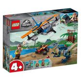 樂高積木Lego 75942 Velociraptor: Biplane Rescue Mission
