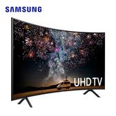 [SAMSUNG 三星]65吋 4K UHD 連網黃金曲面液晶電視 UA65RU7300WXZW