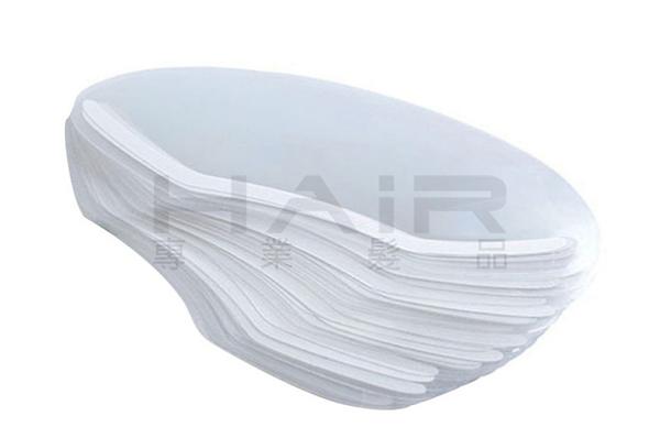 防水透明護面膜(100張)勞沖 染燙專用【HAiR美髮網】