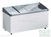德國利勃LIEBHERR 5尺6 弧型玻璃推拉冷凍櫃483L(EFI-4853)附LED燈