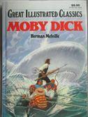 【書寶二手書T2/原文小說_MOZ】Moby Dick_Herman Melville