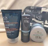 *禎的家* 英國 The Body Shop 男士臉部 & 頭髮 旅用組 限購1組