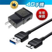 原廠盒裝 旅充頭 充電器+傳輸線 Note3/S5 2.0A 5.3V 2A輸出 充電組【4G手機】