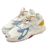 adidas 休閒鞋 Streetball 白 紅 藍 黃 男鞋 皮革鞋面 運動鞋 【ACS】 FX7663