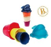 美國【B.Toys】鯊魚杯杯(海洋藍/海軍藍)[衛立兒生活館]