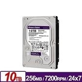 WD 紫標Pro Purple PRO 10TB 3.5吋監控系統硬碟 WD101PURP
