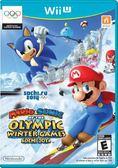WiiU Mario & Sonic at the Sochi 2014 Olympic Winter Games 瑪利歐&索尼克 AT 索契冬季奧運(美版代購)