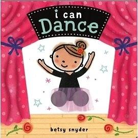 【幼兒創意:我的手指會跳舞】 I CAN DANCE /挖洞趣味書