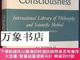 二手書博民逛書店Dennett罕見: Content and Consciousness, an analysis of ment