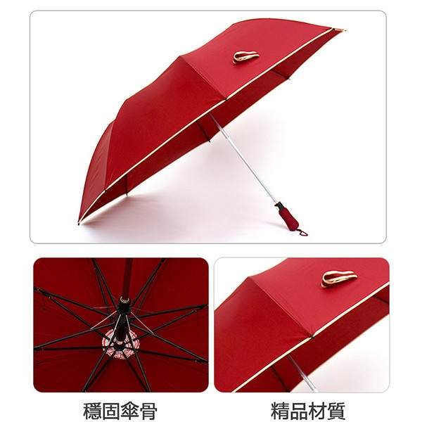【樂邦】56吋 新款超級無敵大傘面 自動開 折疊 超大 四人雨傘