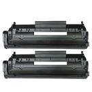 【二支組合】HP Q2612A 2612A 12A 黑色 高品質相容碳粉匣 適用M1005MFP/M1319/M1319f/3050/3055等