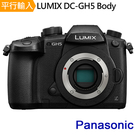 Panasonic LUMIX GH5單機身*(中文平輸)~送64G單眼包中腳筆帶大清保