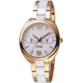 芬迪 FENDI Momento Bugs時尚腕錶    F216534104D1