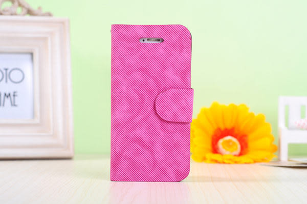 iphone5 免運  三星Note2  / iphone5牛仔紋皮套N7100 可插卡皮套 手機包保護外殼 支架皮套
