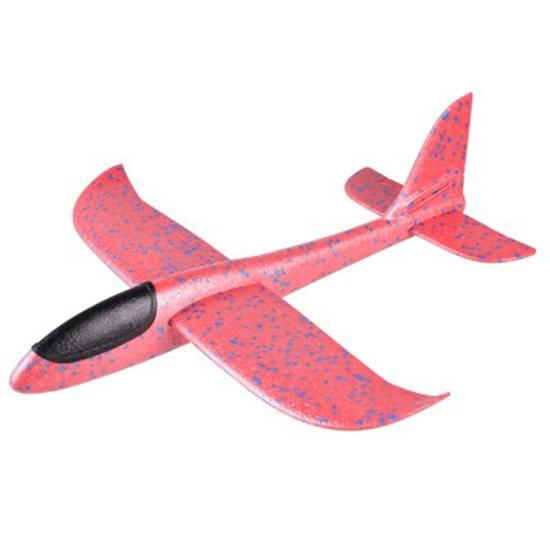 飛機 航模 現貨 手拋 EPP飛機 保麗龍 玩具 滑翔 模型 手拋特技滑翔飛機(大) 【P484】慢思行