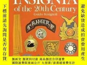二手書博民逛書店The罕見Illustrated Encyclopedia of Military Insignia of the