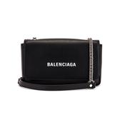 【Balenciaga 巴黎世家】經典小牛皮斜背包 WOC 側背包 手拿包