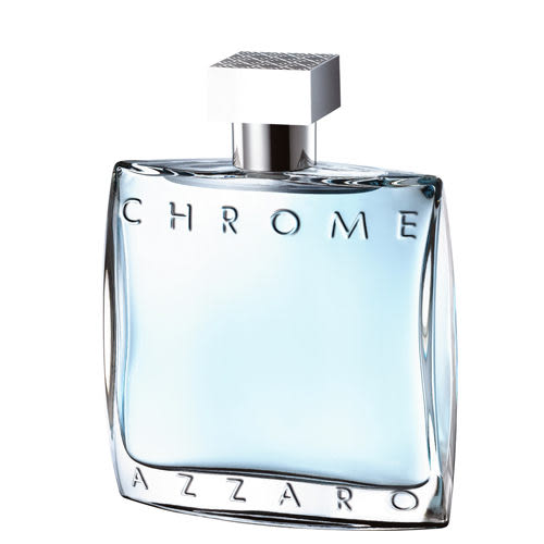 Azzaro Chrome 海洋鉻元素男性淡香水100ml【UR8D】