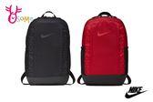 NIKE 後背包 運動背包 筆電包 旅行包 黑/紅兩色 A0462#◆OSOME奧森童鞋