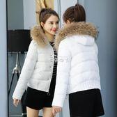羽絨外套 小棉襖新款韓版加厚羽絨棉服女學生面包服冬季棉衣外套潮 俏腳丫