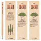 TOMBOW 原木環保鉛筆*LA-480KEA(12入/盒)