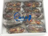 D2【魚大俠】SP086印尼軟殼蟹黑盒裝(8~10隻/600G/盒)