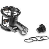SmallRig 1859 通用型 外接麥克風支架 防震架 可調角度 冷靴 3/8吋螺絲 提籠 兔籠 錄影 公司貨