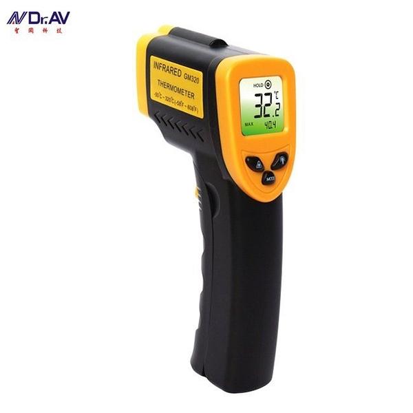 【艾來家電】【分期0利率+免運】聖岡科技紅外線溫度計 GE-433A