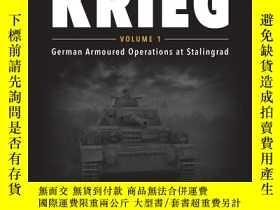 二手書博民逛書店Panzerkrieg:罕見Volume 1 - German Armoured Operations at St