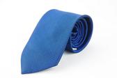 【Alpaca】藍黑細格紋領帶