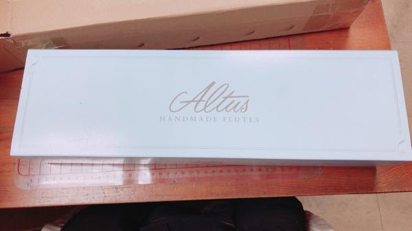Altus AFL-907RE II 專業日本手工長笛 吹口管純銀 開孔E鍵 ( 907RE 停產 ! )