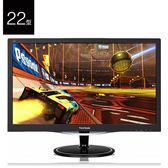 ViewSonic 優派 VX2257-mhd 22型 螢幕 液晶顯示器