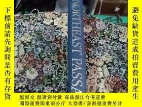 二手書博民逛書店THE罕見NORTHEAST PASSAGE(8開布面硬精裝銅板