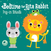 Bedtime For Rita Rabbit Pop-In Sounds 莉塔小兔睡前有聲書