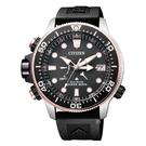 CITIZEN 星辰 光動能PROMASTER潛水200米 限量手錶 BN2037-11E