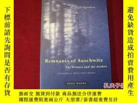 二手書博民逛書店Remnants罕見of Auschwitz: The Witn