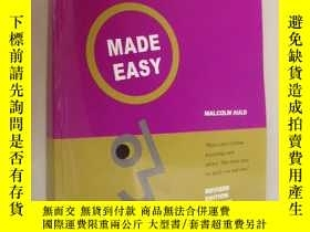 二手書博民逛書店DIRECT罕見MARKETING MADE EASY (REV