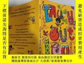 二手書博民逛書店laugh罕見out loud 大聲笑出來Y200392