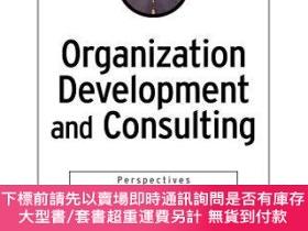 二手書博民逛書店預訂Organization罕見Development And Consulting: Perspectives