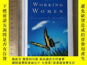二手書博民逛書店Daily罕見wisdom for working women encourage for every day O