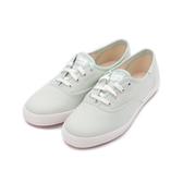 KEDS CHAMPION 玩色經典綁帶休閒鞋 薄荷 9192W112750 女鞋