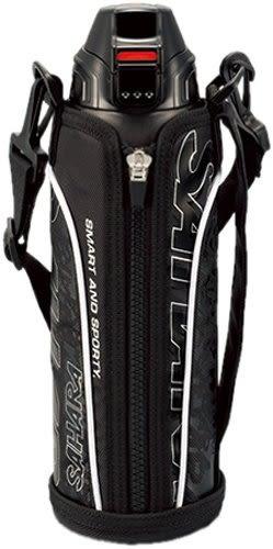TIGER 虎牌 1L 運動型不鏽鋼真空保冷瓶 MMN-C100-K 黑色
