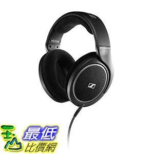 [106美國直購] Sennheiser HD 558 Professional Over-Ear Audiophile Headphones same day free ship
