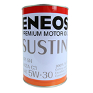 日本ENEOS SUSTINA 5W-30化學合成機油 4入