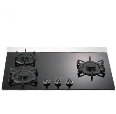 【歐雅系統家具廚具】林內 Rinnai RB-37GF 檯面式LOTUS三口瓦斯爐(已停產)