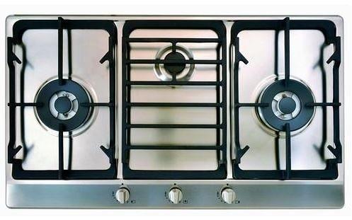 【系統廚具】BEST 貝斯特 GH9050 義大利t崁入式瓦斯爐