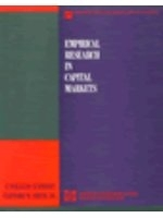 二手書博民逛書店《Empirical Research In Capital M